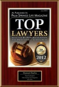 Top lawyer in riverside