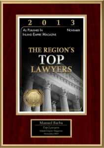 inland empire top lawyer