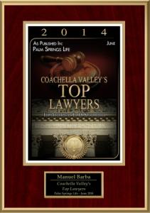 2014 dui defense top attorney in riverside