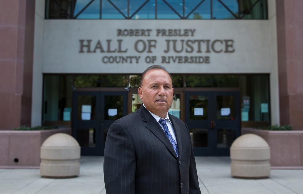 Manuel J. Barba DUI Defense Attorney Lawyer in Riverside
